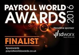 Payroll World Awards 2016