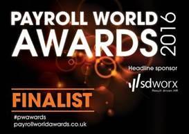 Payroll World Awards 2016